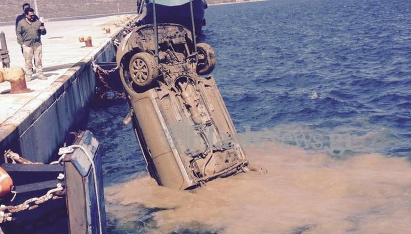 Τραγωδία στα Χανιά: «Βουτιά» θανάτου στο λιμάνι της Σούδας
