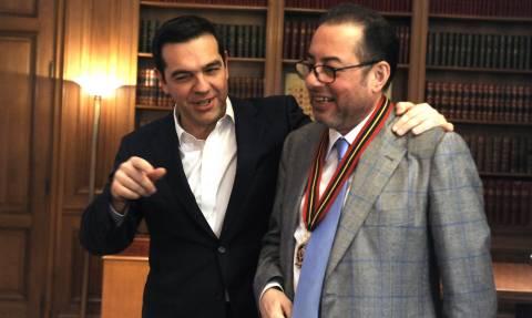 Τσίπρας προς Πιτέλα: Η μάχη για τις συλλογικές διαπραγματεύσεις αφορά όλη την Ευρώπη