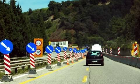 Προσοχή! Κυκλοφοριακές ρυθμίσεις στην νέα εθνική οδό Κορίνθου - Πατρών