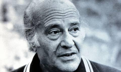 Σαν σήμερα το 1996 «έφυγε» ο Έλληνας ποιητής και ζωγράφος Οδυσσέας Ελύτης