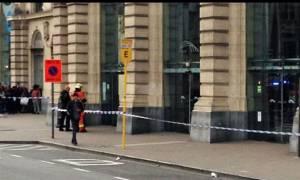 Συναγερμός στο Βέλγιο: Απειλή για βόμβα σε σταθμό τρένων