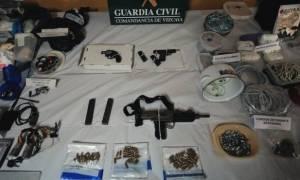 Ισπανία: Η ETA ανακοίνωσε ότι προτίθεται να αφοπλιστεί έως τις 8 Απριλίου