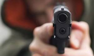 Ένοπλη ληστεία σε σούπερ μάρκετ στους Αγίους Αναργύρους