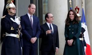 Ο πρίγκιπας Ουίλιαμ στο Παρίσι 20 χρόνια μετά το θάνατο της Νταϊάνα (pics)