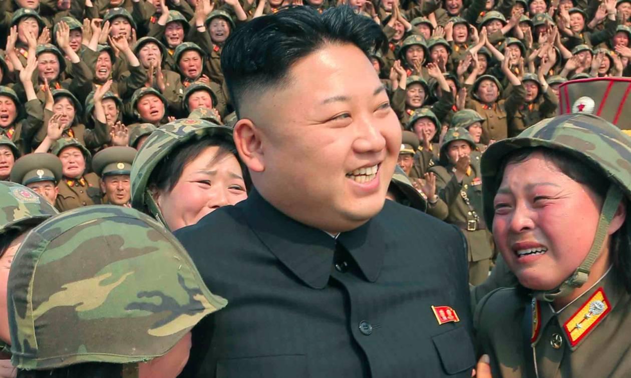Στο «τραπέζι» συνομιλιών με την Κίνα ο πόλεμος κατά του Κιμ Γιονγκ Ουν