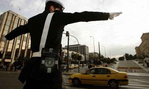 Προσοχή: Κυκλοφοριακές ρυθμίσεις αύριο Κυριακή στο κέντρο της Αθήνας