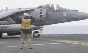 Παλικάρι: Πιλότος προσγειώνει πολεμικό αεροσκάφος χωρίς... λάστιxα (video)