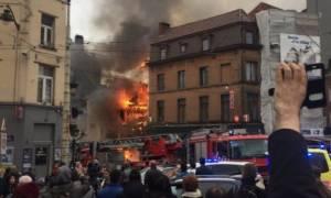 Βρυξέλλες: Από «ατύχημα» η έκρηξη στην πολυκατοικία - Ένας νεκρός