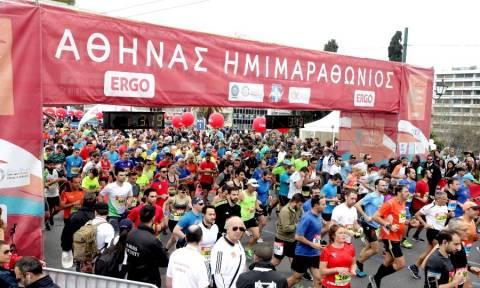 Με ρεκόρ συμμετοχών ο 6ος Ημιμαραθώνιος: Μικροί και μεγάλοι έτρεξαν με σύμμαχο τον καιρό (pics)