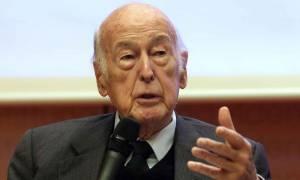 Βαλερί Ζισκάρ ντ' Εστέν: Δε γίνεται Ευρώπη χωρίς την Ελλάδα