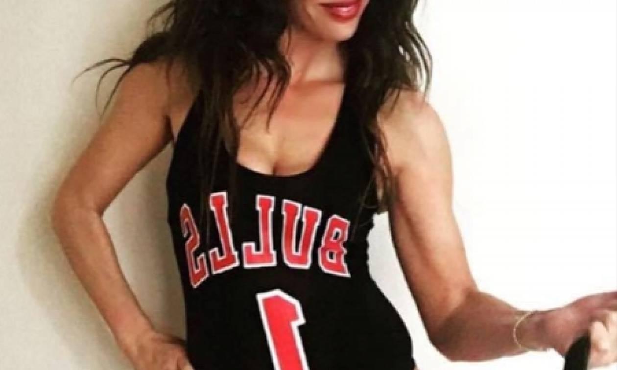 Ελληνίδα μάνα δείχνει αδυναμία στους Bulls κι εμείς στο κορμί της