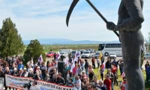 Οι αγρότες γιόρτασαν την επέτειο του Κιλελέρ: «Θα συνεχίσουμε τον αγώνα»