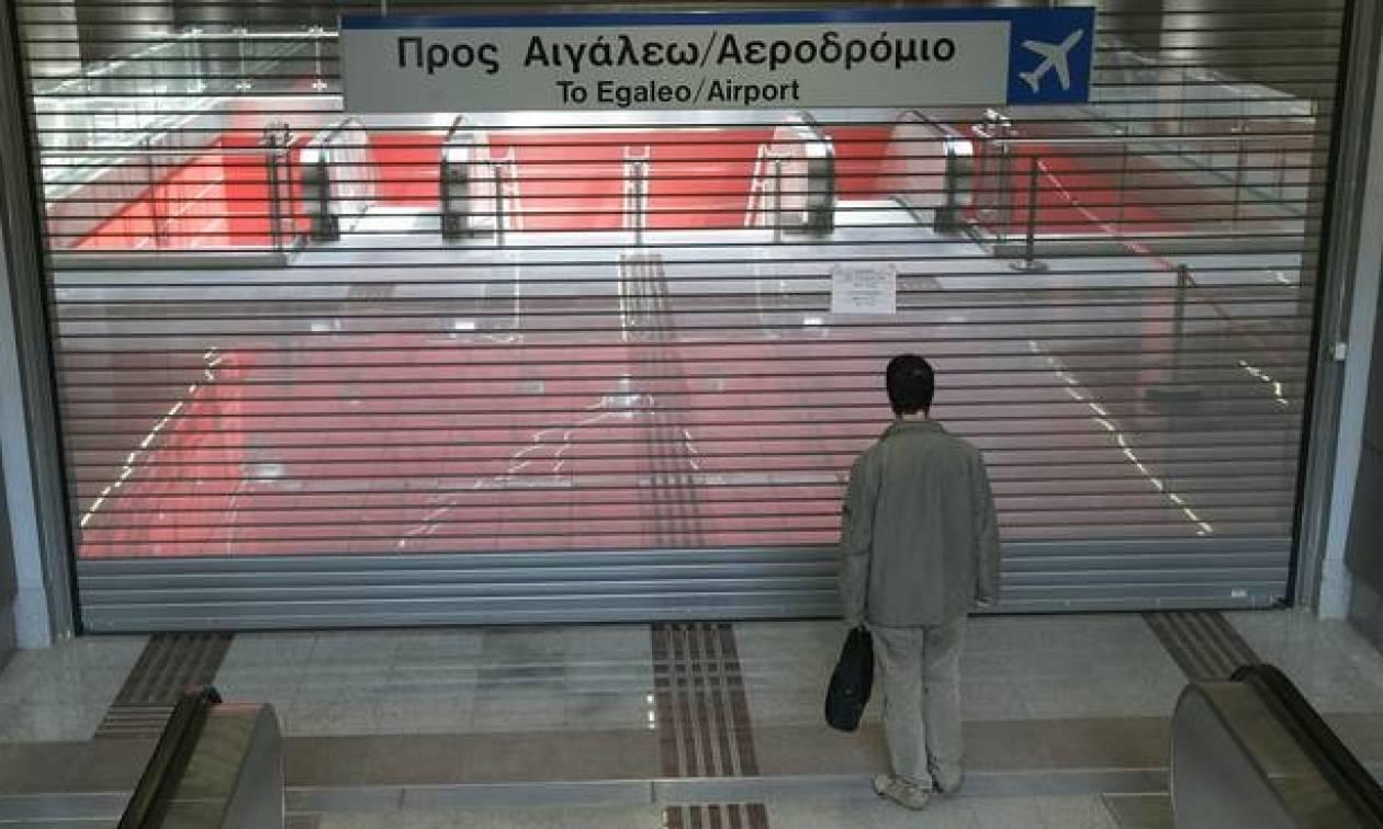 Μετρό: Ποιοι σταθμοί θα μείνουν κλειστοί μέσα στην εβδομάδα