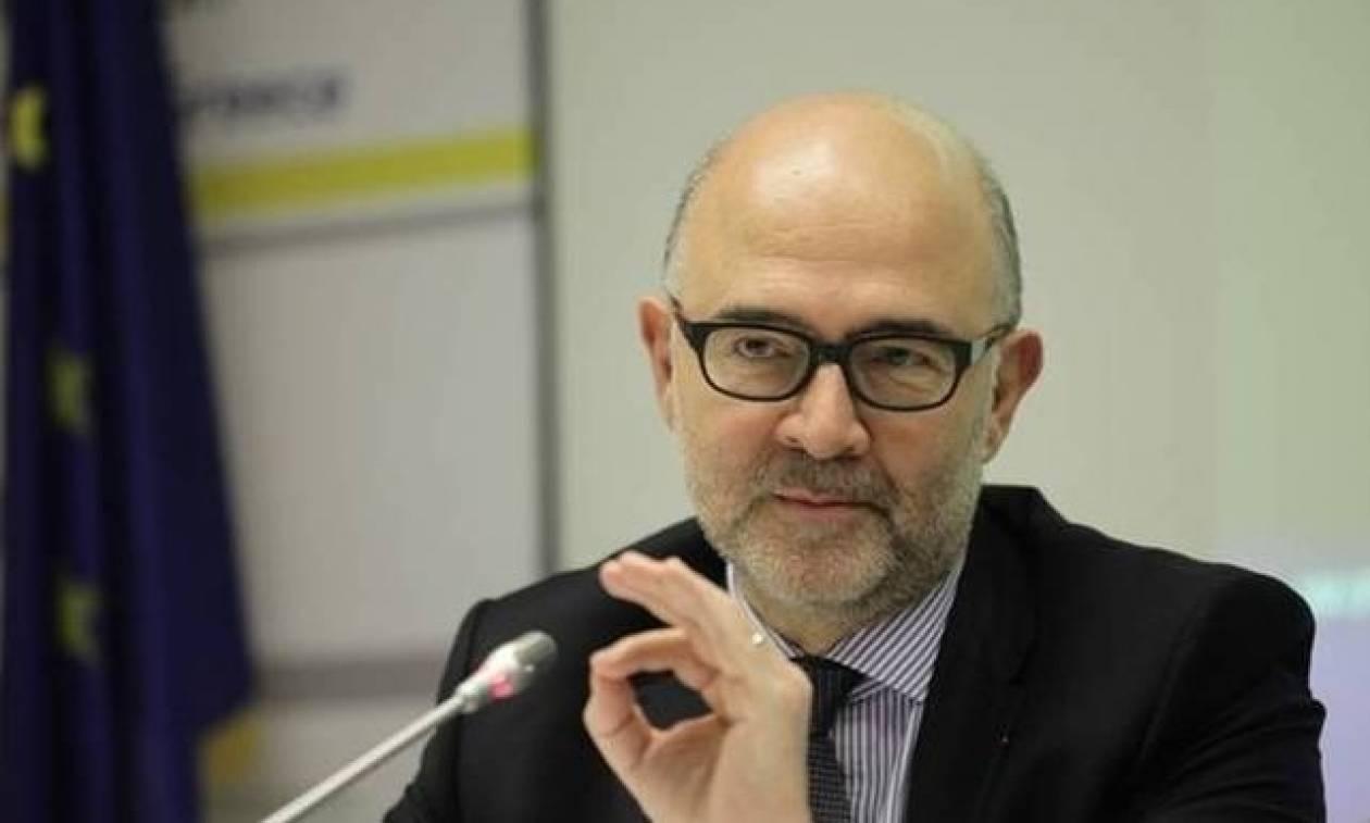 Eurogroup LIVE: Τι είπε ο Μοσκοβισί για εκλογές στην Ελλάδα