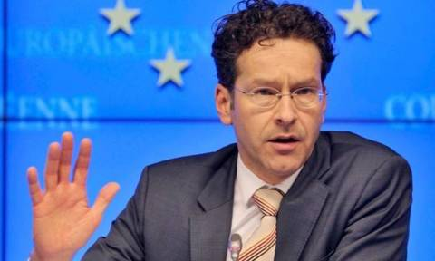 Eurogroup LIVE - Ντάισελμπλουμ: Πρώτα θα ενημερώσω το Eurogroup για το ελληνικό θέμα και μετά τα ΜΜΕ