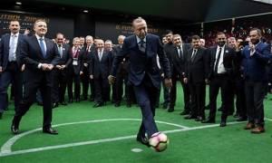 Ο Ερντογάν θέλει τους Ολυμπιακού Αγώνες στην Τουρκία - «Μπηχτές» για Τόκιο