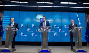 Eurogroup: Δεν επιστρέφουν οι Θεσμοί στην Αθήνα - Καμία υπόσχεση για συμφωνία στις 7 Απριλίου