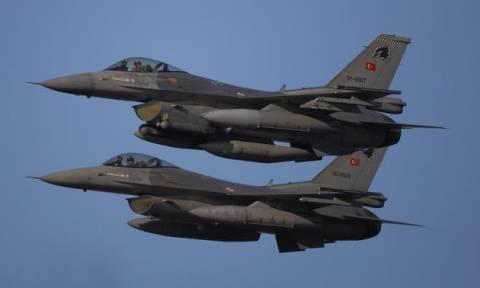 Προκλήσεις δίχως τέλος από τουρκικά μαχητικά στο Αιγαίο