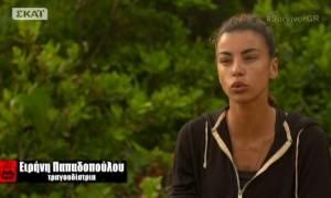 Survivor: Ειρήνη Παπαδοπούλου: «Κάποιοι παίζουν βρώμικα»