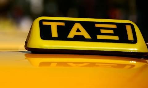 Συναγερμός στην Αθήνα για νέα επίθεση σε οδηγό ταξί