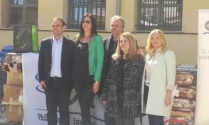 ΚΕΔΕ: Ανθρωπιστική βοήθεια στο Κέντρο Υποδοχής και Αλληλεγγύης του Δήμου Αθηναίων