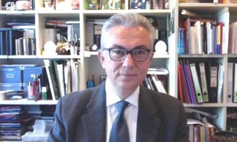 Ρουσόπουλος στο Cnn.gr: Το Βατοπέδι «στήθηκε» για να πέσει η κυβέρνηση Καραμανλή