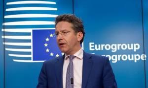 Ανησυχία Ντάισελμπλουμ για τις καθυστερήσεις: «Εξαφανίστηκε η ανάπτυξη από την Ελλάδα»