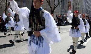 Την Κυριακή 26 Μαρτίου η εθνική παρέλαση στην 5η Λεωφόρο του Μανχάταν