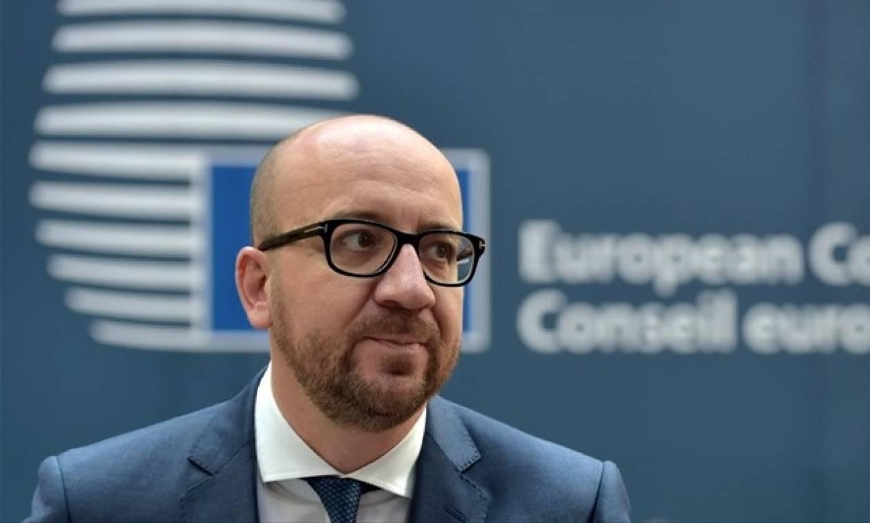 Επικριτικός ο Βέλγος πρωθυπουργός προς Τουρκία: Κρούω τον κώδωνα του κινδύνου στον Ερντογάν