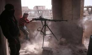 Συρία: Νέα επίθεση των ανταρτών στην ανατολική Δαμασκό