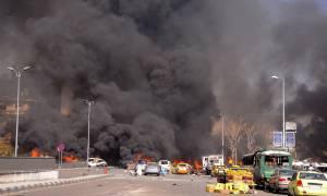 Μακελειό στη Συρία: Αντί για τζιχαντιστές του ISIS βομβάρδισαν αμάχους