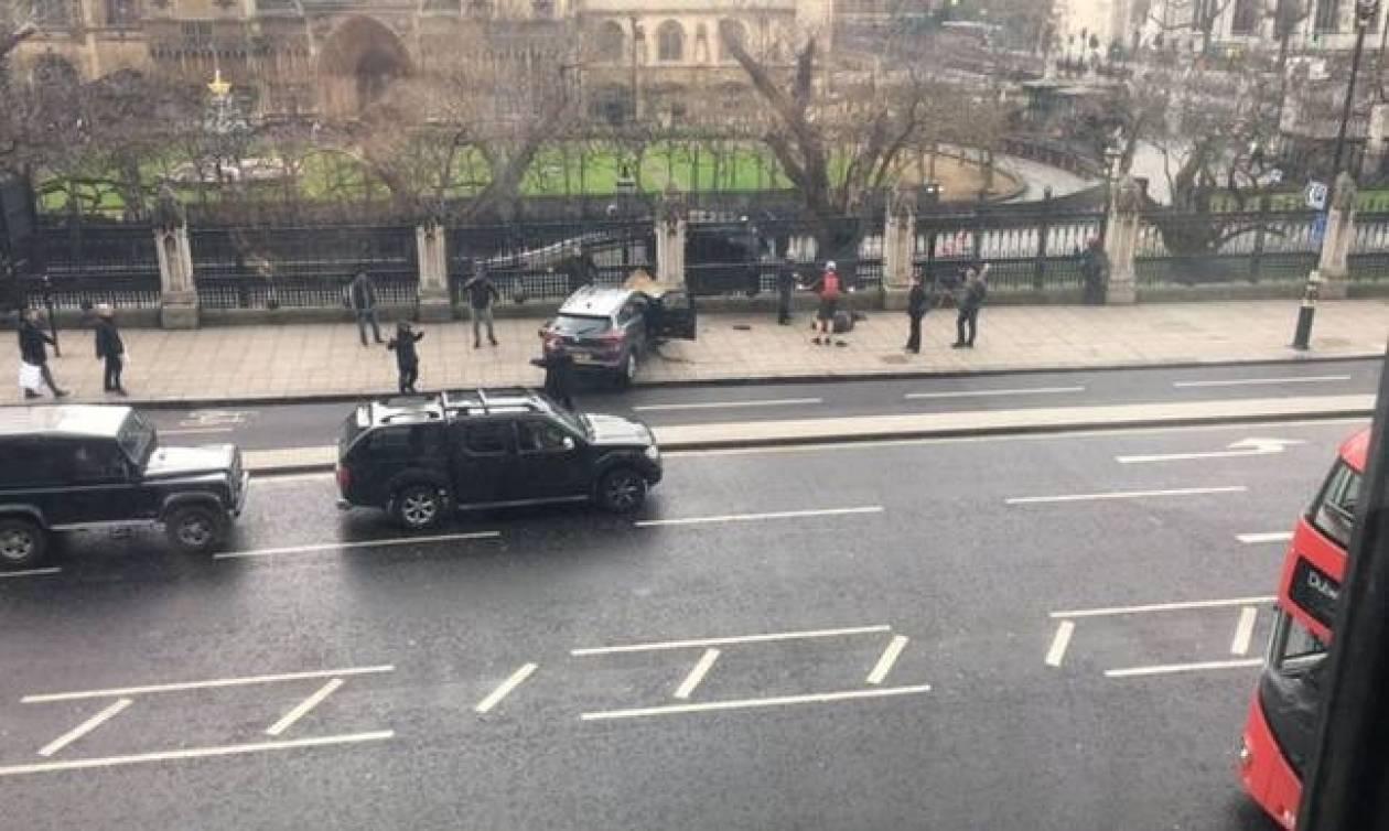 Επίθεση στο Λονδίνο - LIVE: Τρόμος με νεκρούς και τραυματίες στη Βρετανία (pics+vids)