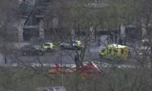 ΔΕΙΤΕ LIVE ΕΙΚΟΝΑ από το Λονδίνο μετά τη διπλή επίθεση