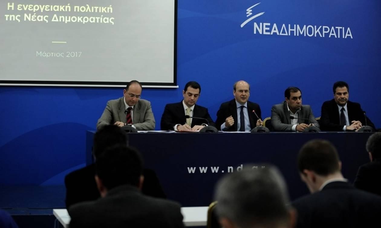 ΝΔ: Ιδιωτικοποίηση του ΑΔΜΗΕ και συμμαχία με στρατηγικό επενδυτή για την ΔΕΗ
