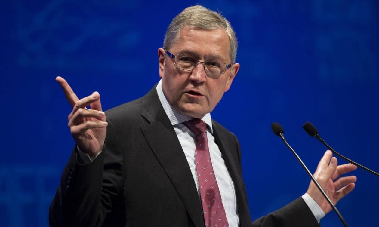 Αισιοδοξία Ρέγκλινγκ: Το ΔΝΤ θα συμμετάσχει στο ελληνικό πρόγραμμα