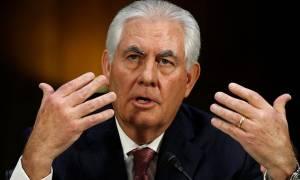 Επίθεση στο Λονδίνο: Ο ΥΠΕΞ των ΗΠΑ Τίλερσον καταδικάζει τη «φρικιαστική» ενέργεια