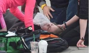 Επίθεση Λονδίνο: Αίμα και τρόμος - Οι φωτογραφίες που «πάγωσαν» τον πλανήτη