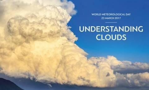«Κατανοώντας τα σύννεφα». Το μήνυμα του Σάκη Αρναούτογλου για την παγκόσμια μέρα μετεωρολογίας (Vid)