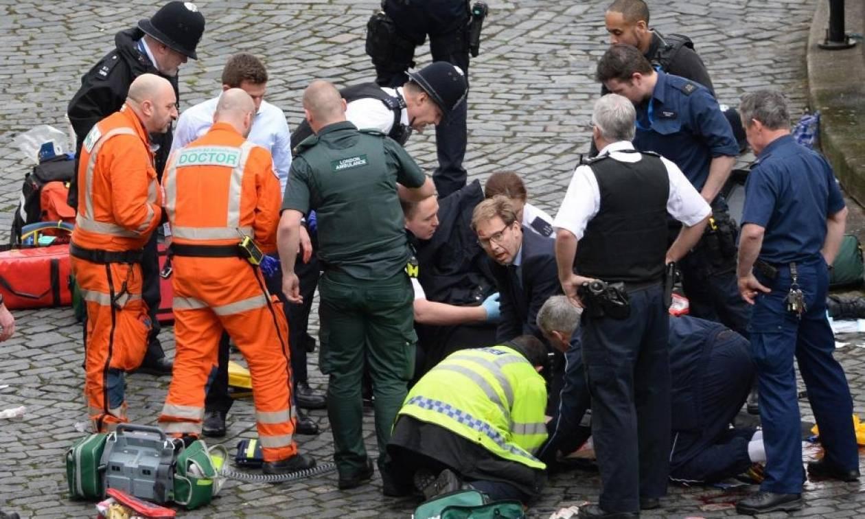 Επίθεση Λονδίνο: Δύο Έλληνες τραυματίες από το τρομοκρατικό χτύπημα (Pics+Vids)
