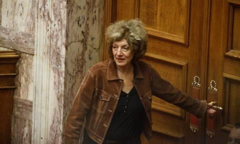 Η απάντηση της Σίας Αναγνωστοπούλου για το «τσατσά» του ΟΝΝΕΔίτη