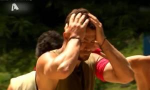 Survivor  «Τι έχει κάνει πια ο Αγγελόπουλος και τον παρουσιάζουν έτσι  Στα  πλάνα 55086ae8dca