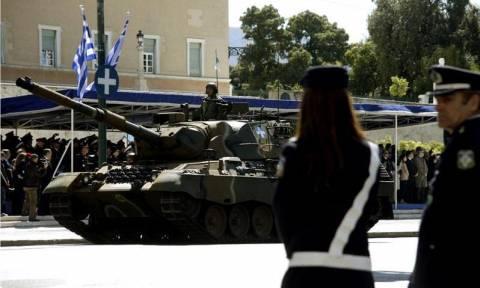 25η Μαρτίου: Οι εορταστικές εκδηλώσεις στην Αθήνα για τον εορτασμό της εθνικής επετείου