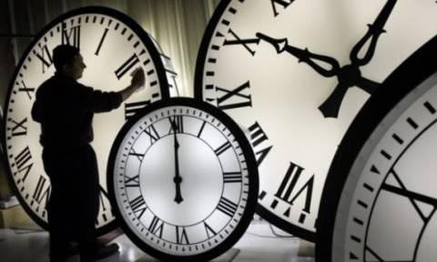 Προσοχή: Αλλάζει σε λίγες ημέρες η ώρα - Γιατί γυρίζουμε τα ρολόγια μία ώρα μπροστά