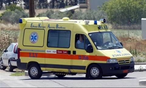 Παραλίγο τραγωδία στο Σχηματάρι: 8χρονο αγοράκι παρασύρθηκε από αυτοκίνητο