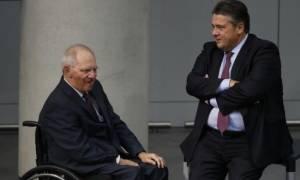 «Εμφύλιος» στη γερμανική κυβέρνηση για το ζήτημα της Ελλάδας