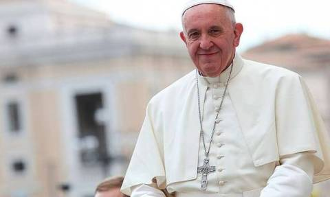 Πάπας Φραγκίσκος: Η Ευρώπη κινδυνεύει να πεθάνει