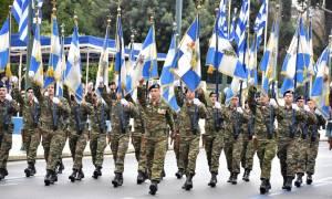 25 Μαρτίου 2017: Εντυπωσιακή παρέλαση στην Αθήνα