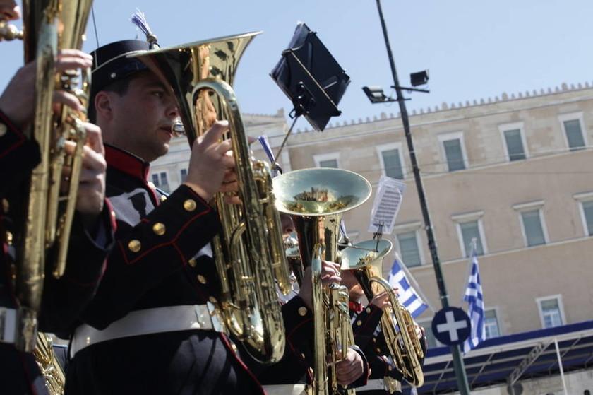 Παρέλαση 25 Μαρτίου 2017: Δέος και συγκίνηση κατά τον εορτασμό της Επετείου της Επανάστασης του 1821