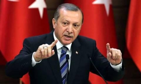 Ο Ερντογάν επιτέθηκε στον επικεφαλής των γερμανικών μυστικών υπηρεσιών