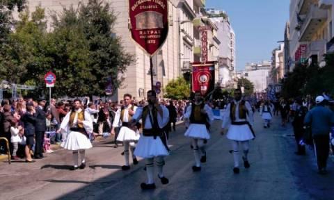 25η Μαρτίου: Η μεγαλειώδης παρέλαση στην Πάτρα (pics&vid)